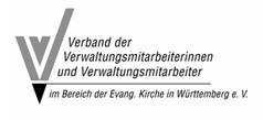 Logo Verband der Verwaltungsmitarbeitenden